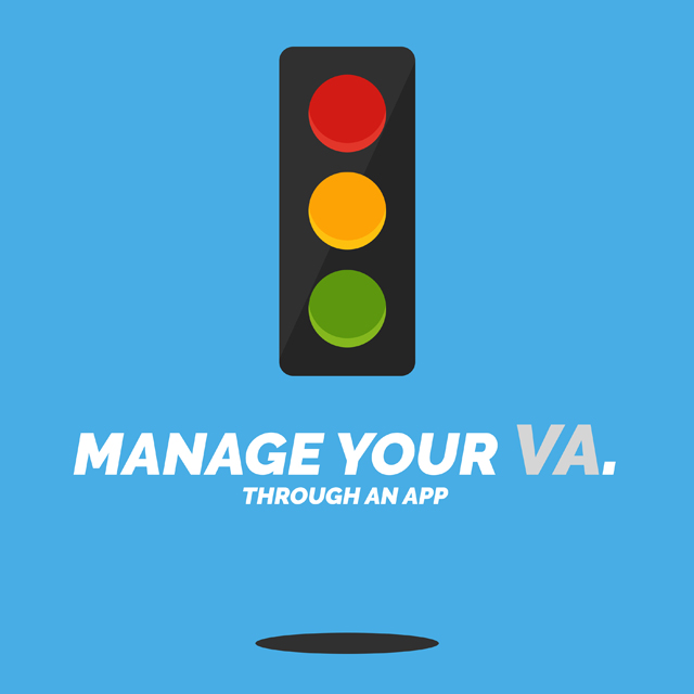 Manage your VA through an App.